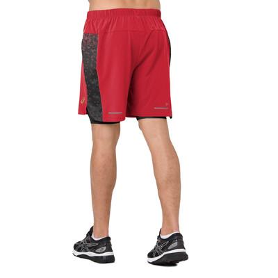 ASICS 2 in 1 7 pulgada Pantalones cortos de running