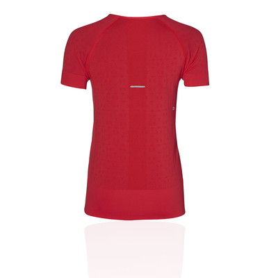 ASICS sin costuras de manga corta Texture para mujer T-Shirt - SS19