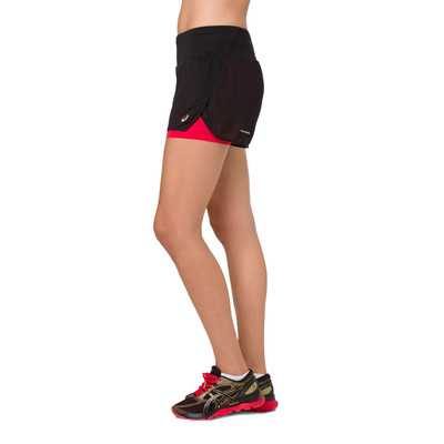 ASICS Cool 2-IN-1 per donna pantaloncini da corsa
