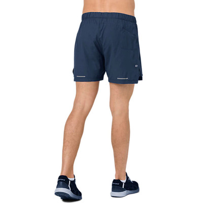 ASICS Cool 2-N-1 5IN Shorts - SS19