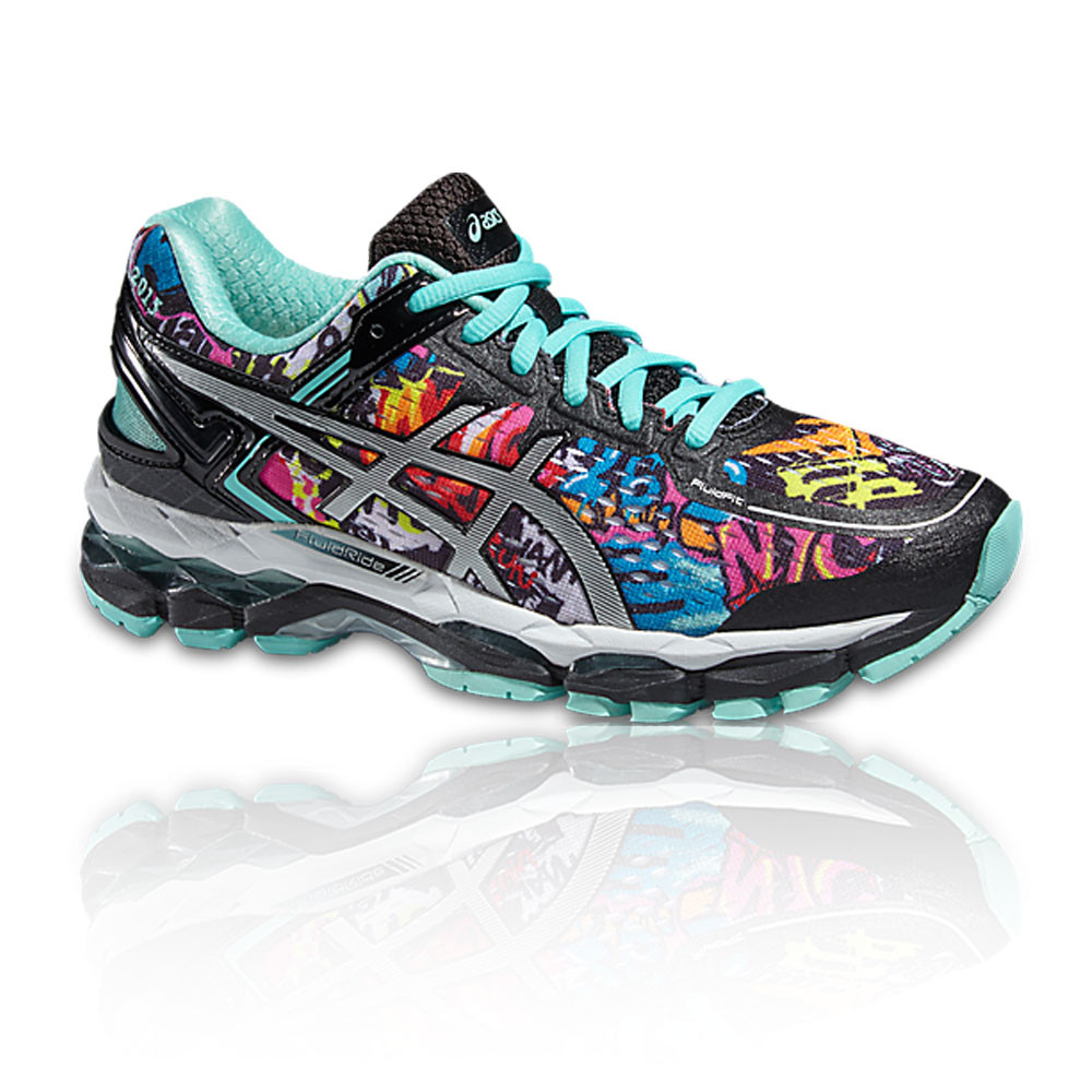 purchase cheap e5486 1bef3 ASICS Gel-Kayano 22 NYC femmes chaussures de running. PVC 172,49 €86,24 € -  PVC 172,49 €