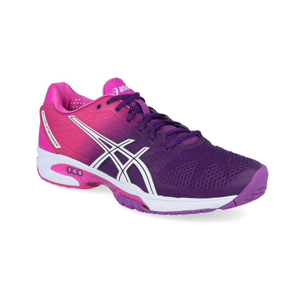 Asics Gel Solution Speed 2 para mujer zapatillas indoor