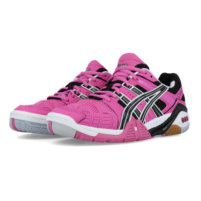 Asics Gel-Cyber Power para mujer indoor zapatilla indoor