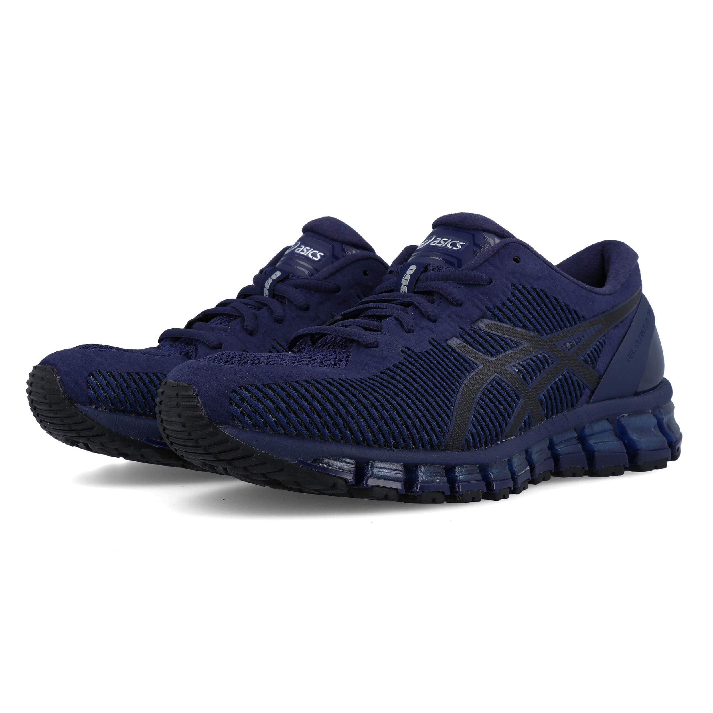 eb09277c Details about Asics Mens Gel-Quantum 360 Running Shoes Trainers Sneakers  Navy Blue Sports