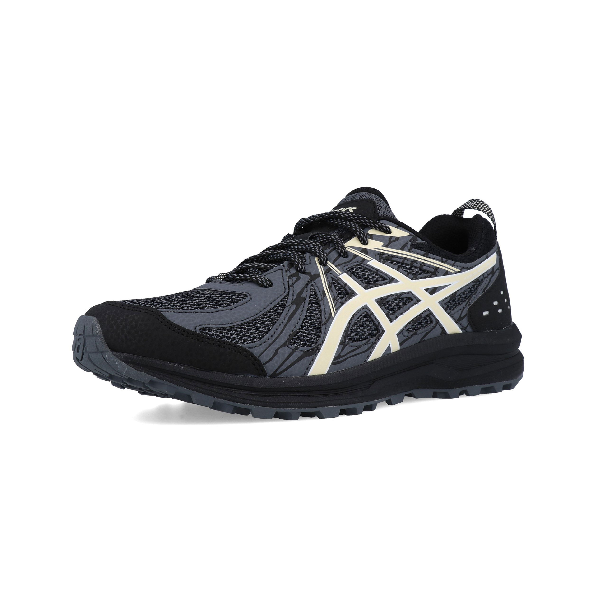 Détails sur Asics Hommes Frequent Trail Chaussures De Course À Pied Baskets Sport Sneakers