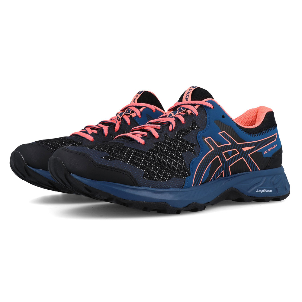 zapatillas trail mujer asics