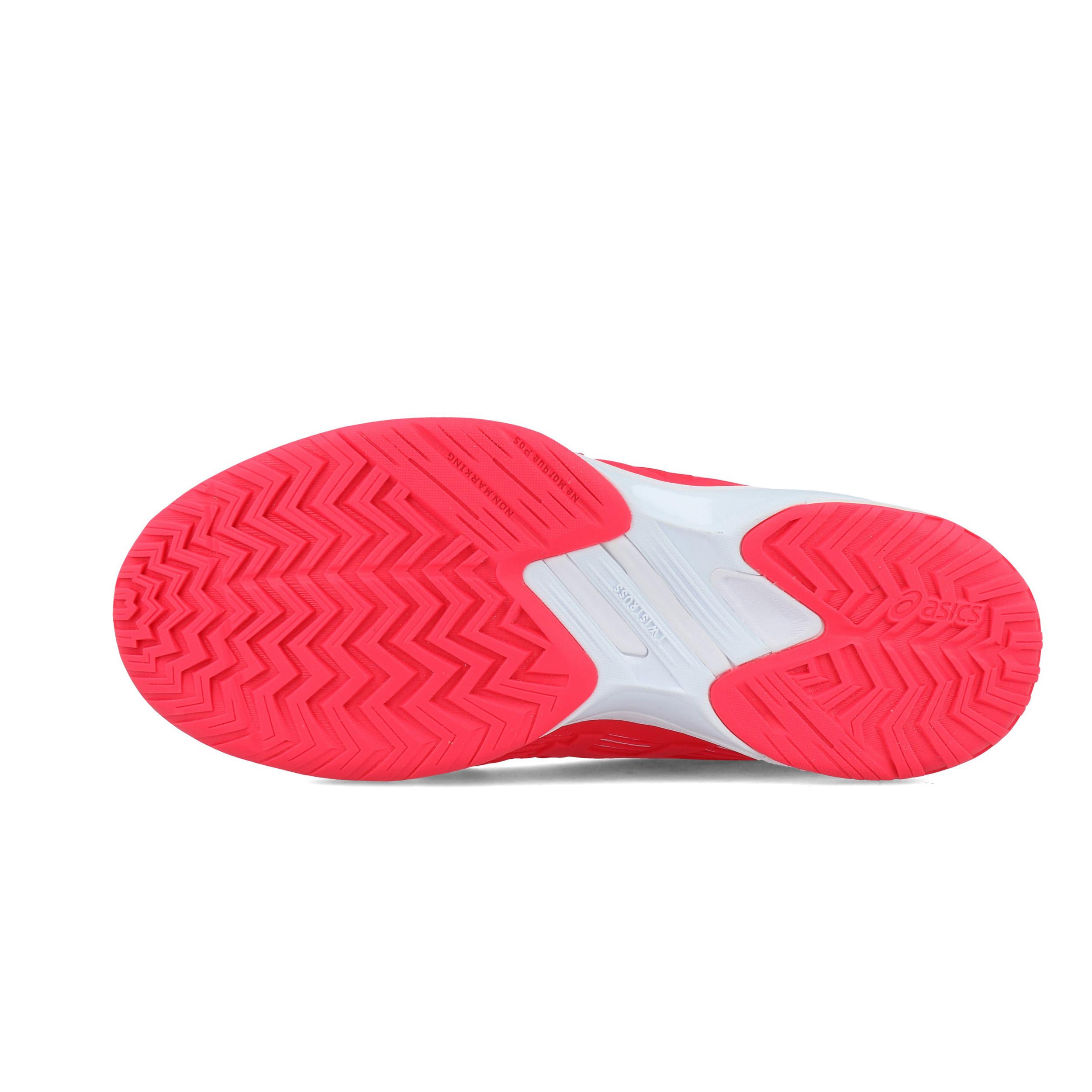 Details zu Asics Damen Solution Speed FF Tennisschuh Tennis Sneaker Rosa Sport Atmungsaktiv