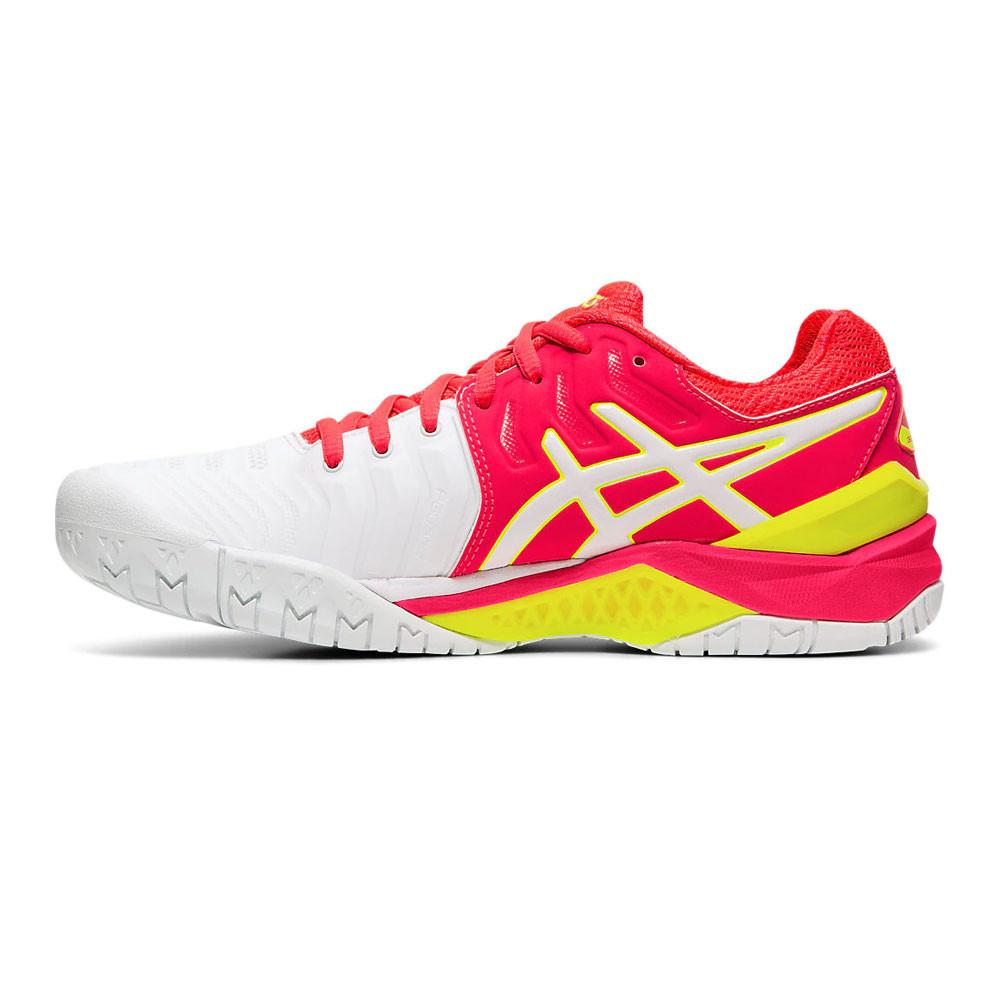 ASICS Gel Resolution 7 femmes chaussures de tennis AW19