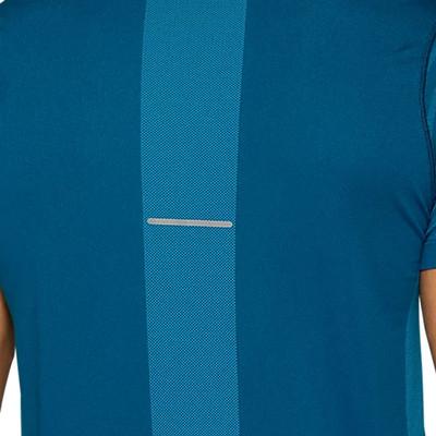 ASICS Seamless Texture Running T-Shirt - AW19