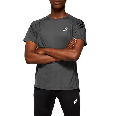 ASICS Silver Icon Running Top - AW19