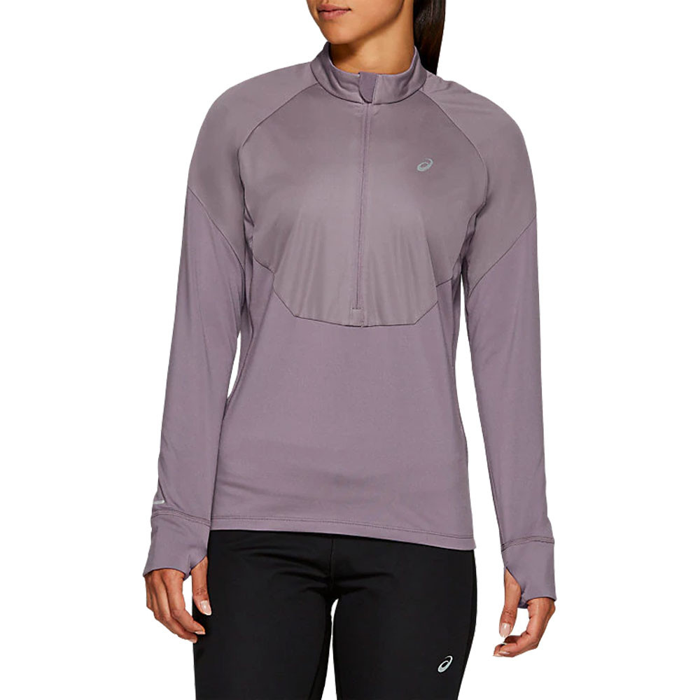 ASICS Windblock Women's Half Zip Running Top - AW19