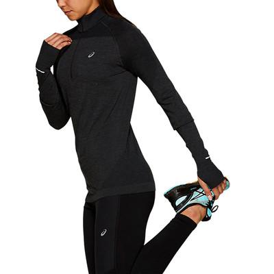 ASICS Seamless Women's Half Zip Running Top