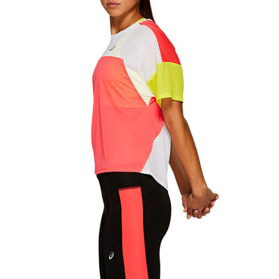 ASICS Style para mujer camiseta de running - AW19