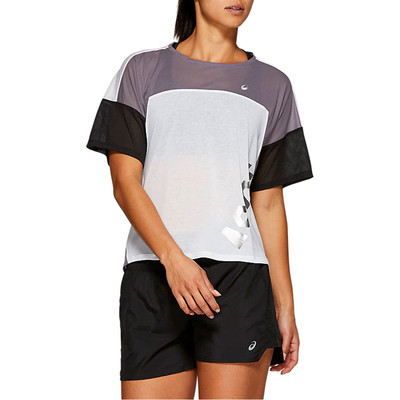 ASICS Empow-Her Style para mujer camiseta de running - AW19