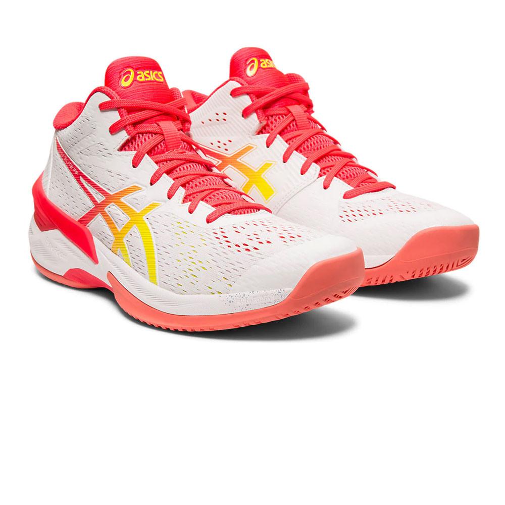 ASICS Sky Elite FF MT Women's Indoor Court Shoes - AW19