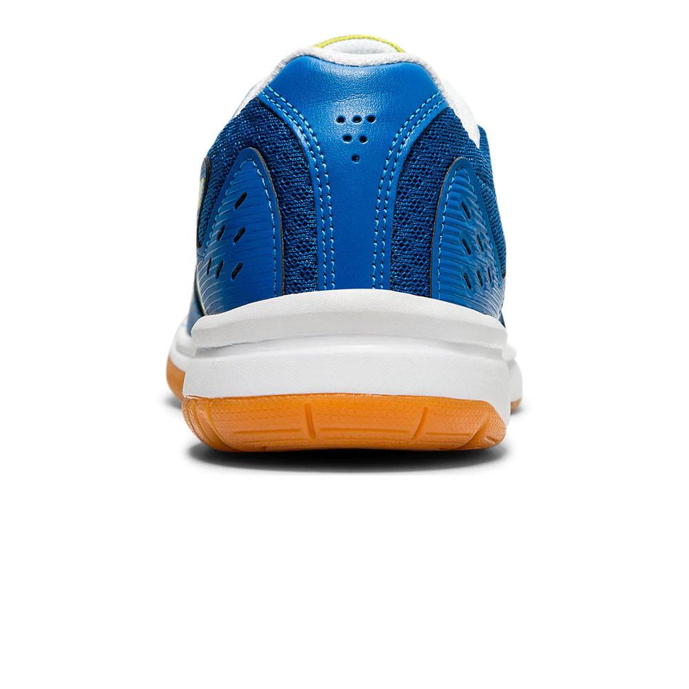 Détails sur Asics Femme Gel Upcourt 3 Intérieur Cour Chaussures Bleu Sports Squash Respirant afficher le titre d'origine