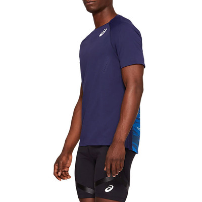 ASICS Knit Short Sleeve Running T-Shirt - AW19