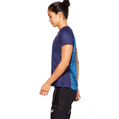 ASICS Knit Running Women's T-Shirt - AW19