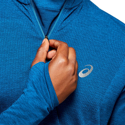 ASICS Seamless Long Sleeve Half Zip Running Top - AW19