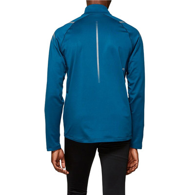 ASICS Icon Winter Long Sleeve Half Zip Running Top - AW19