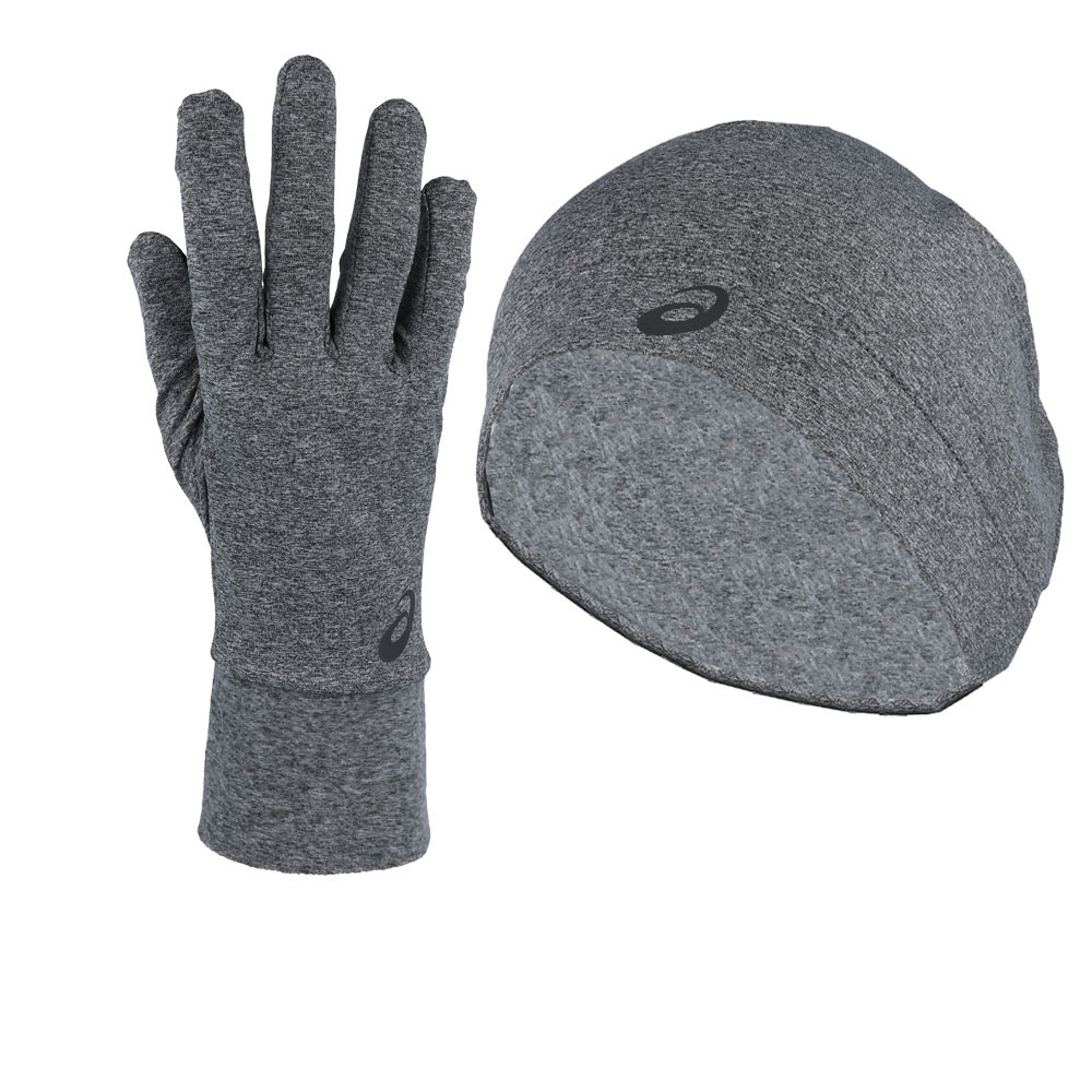 ASICS Paquete de running (Gloves And Beanie) - AW19