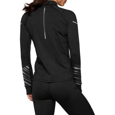 ASICS Lite-Show 2 Winter Long Sleeve Half Zip Running Women's Top