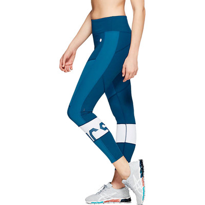 ASICS Colour Block 2 Women's Cropped Tights - AW19