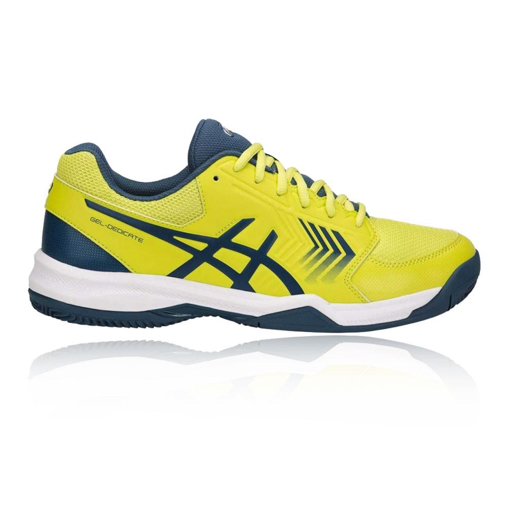 chaussure asics hommes jaune