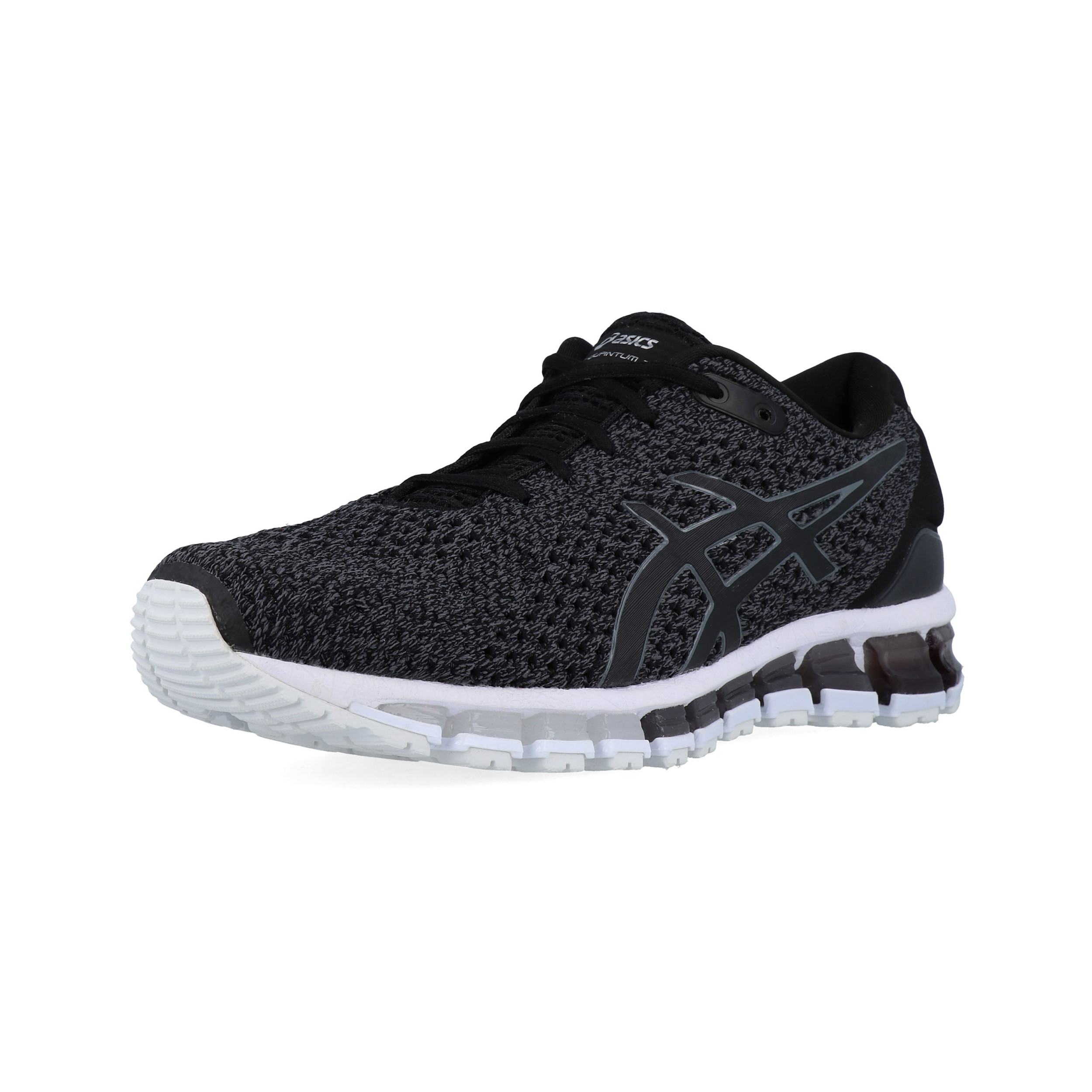 Detalhes sobre Asics Womens Gel Quantum 360 Knit 2 Running Shoes Trainers Grey Sports