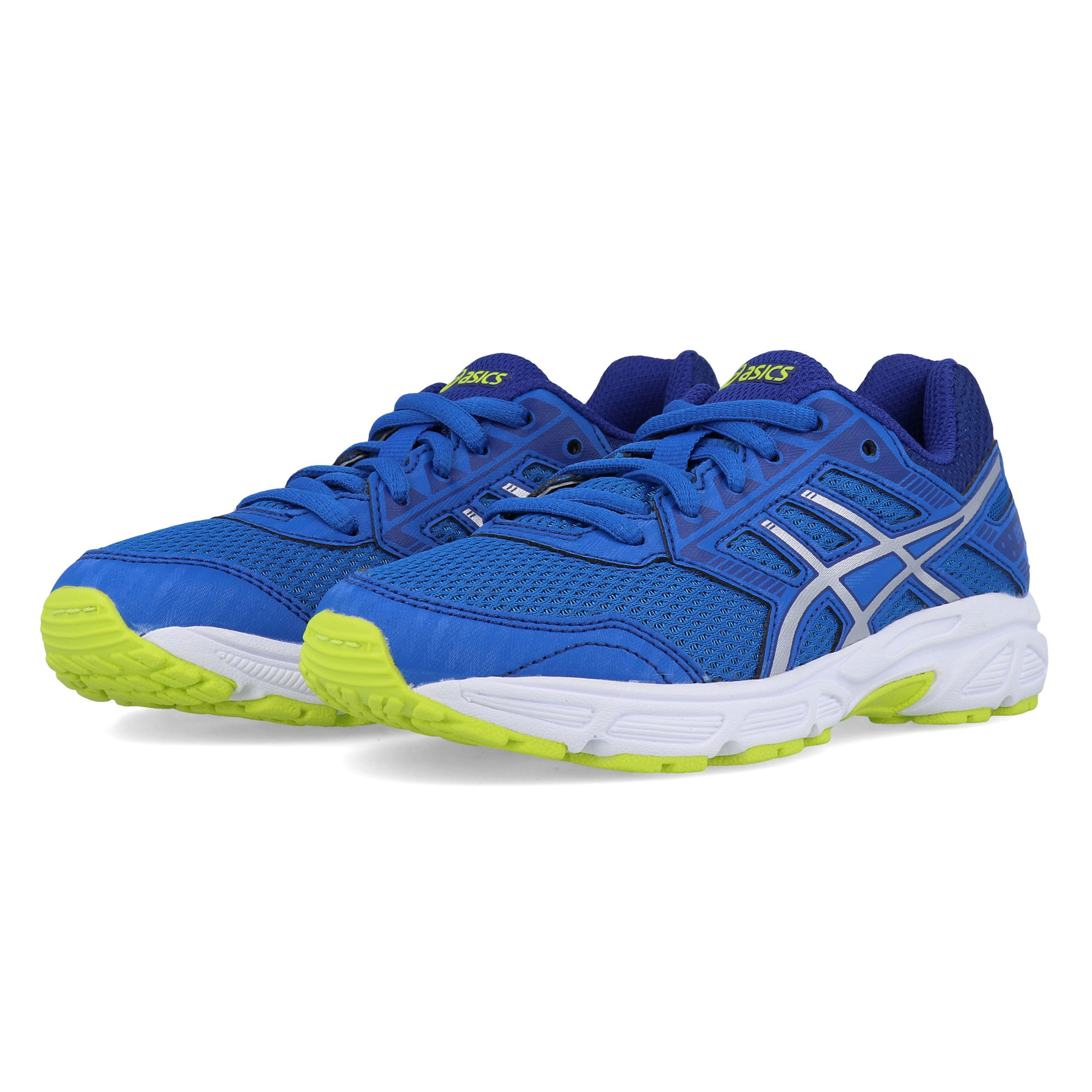 Détails sur Asics Enfant Gel Ikaia 6 Gs Chaussures De Course À Pied Baskets Sport Sneakers