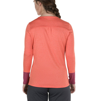 Berghaus Explorer Tech Long Sleeved per donna Top