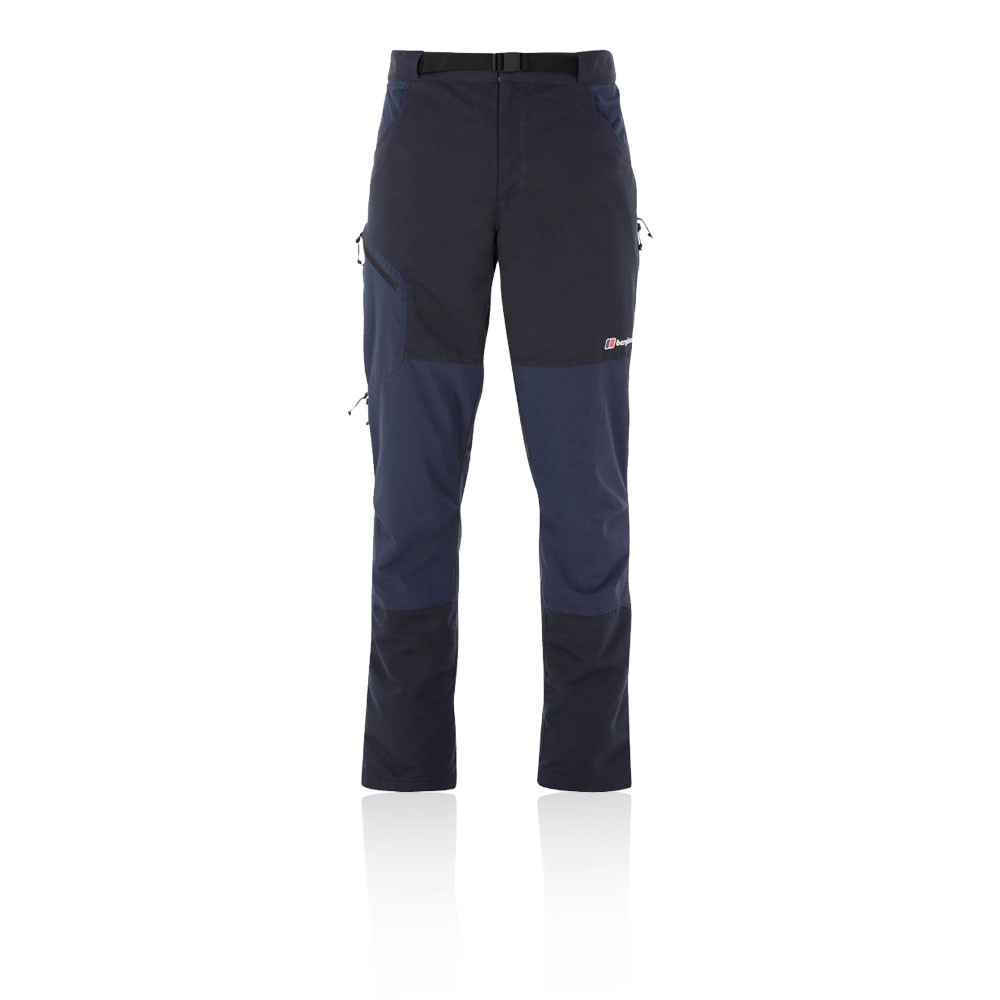 Berghaus Mens Xrem Fast Hike Trousers Grey Sports Outdoors Breathable