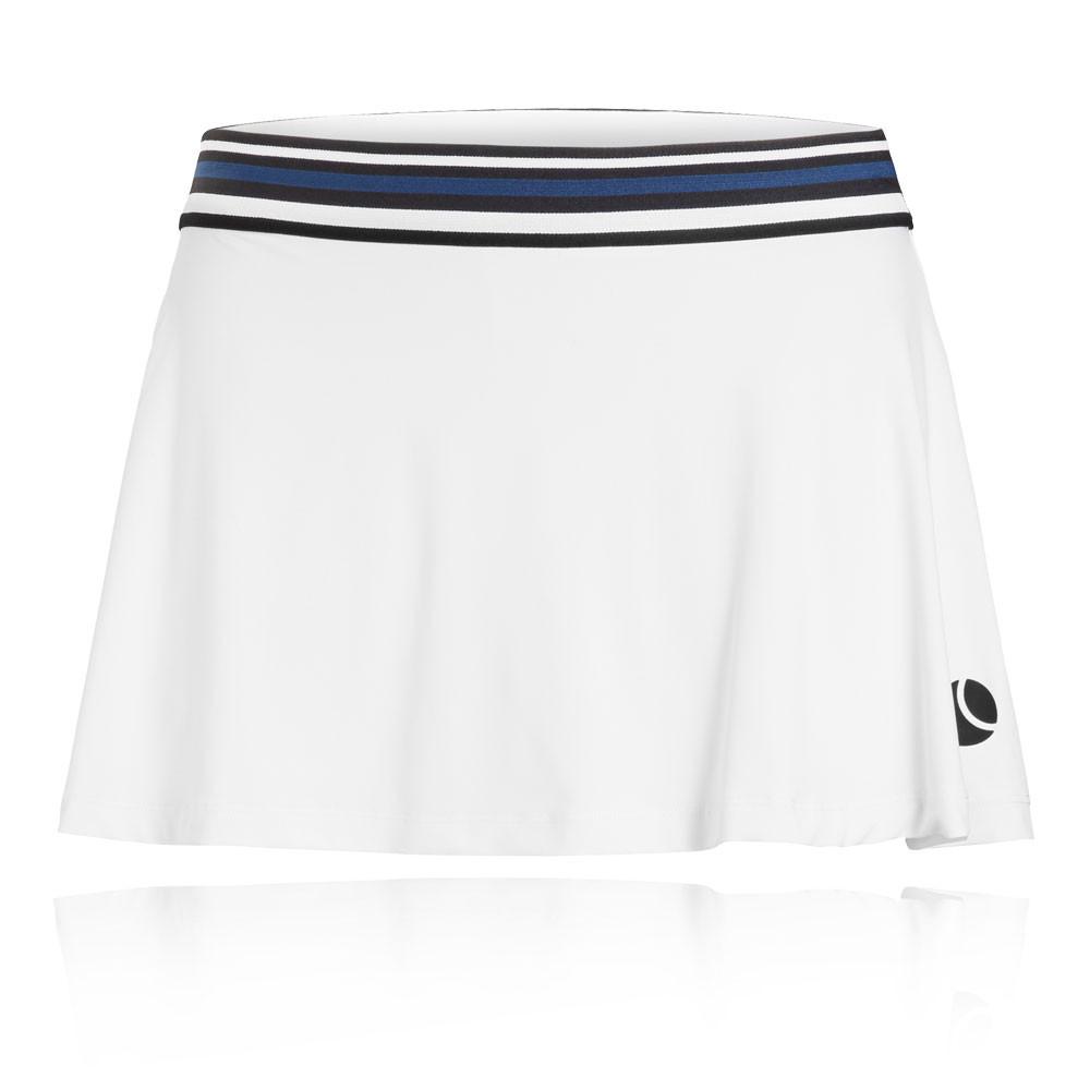 b6ba85a5893 Bjorn Borg Womens Trista Skirt White Sports Tennis Breathable Lightweight
