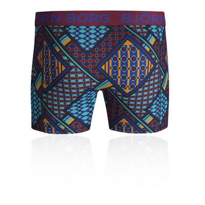 Bjorn Borg Le Louvre Cotton Stretch Shorts