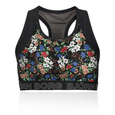Bjorn Borg Mystic Flower Medium Support Sports Top