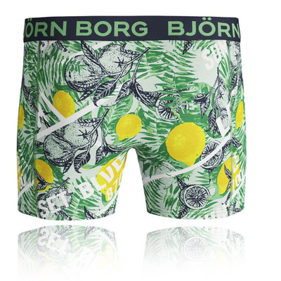 Bjorn Borg La Lemon Shorts (2 Pack)
