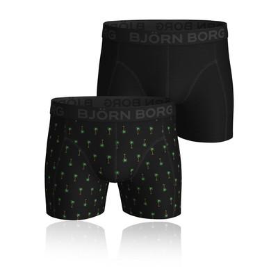 Bjorn Borg Mini Palm Hemp Short (2 Pack)