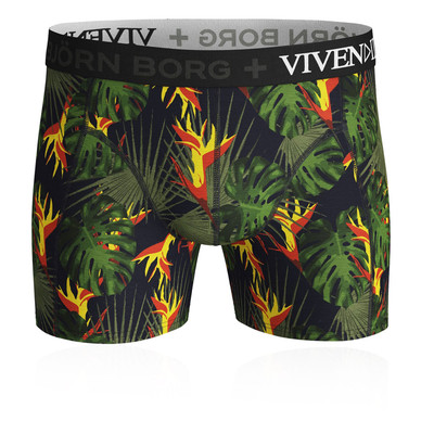 Bjorn Borg Tropicality Sammy Shorts (2 Pack)