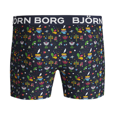 Bjorn Borg Midsummer Sammy Shorts (2 Pack)