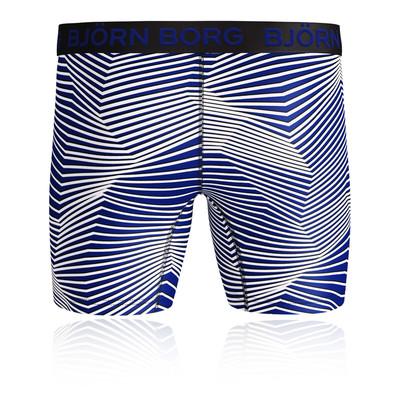 Bjorn Borg 3D Stripe Shorts