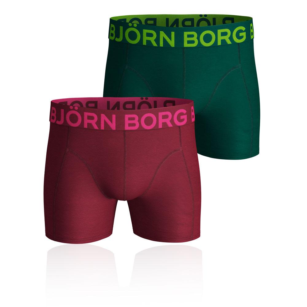 Bjorn Borg Sammy Shorts (2 Pack) - AW19