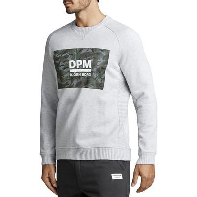Bjorn Borg DPM Crew Neck Top - AW19