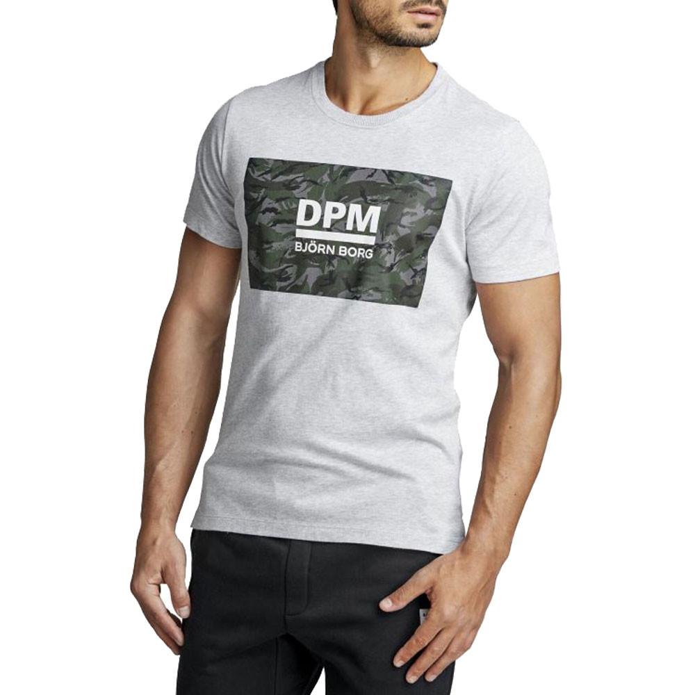 Bjorn Borg DPM T-Shirt - AW19