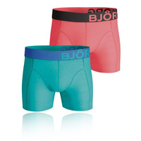 Bjorn Borg Seasonal Solids Shorts (2 Pack)