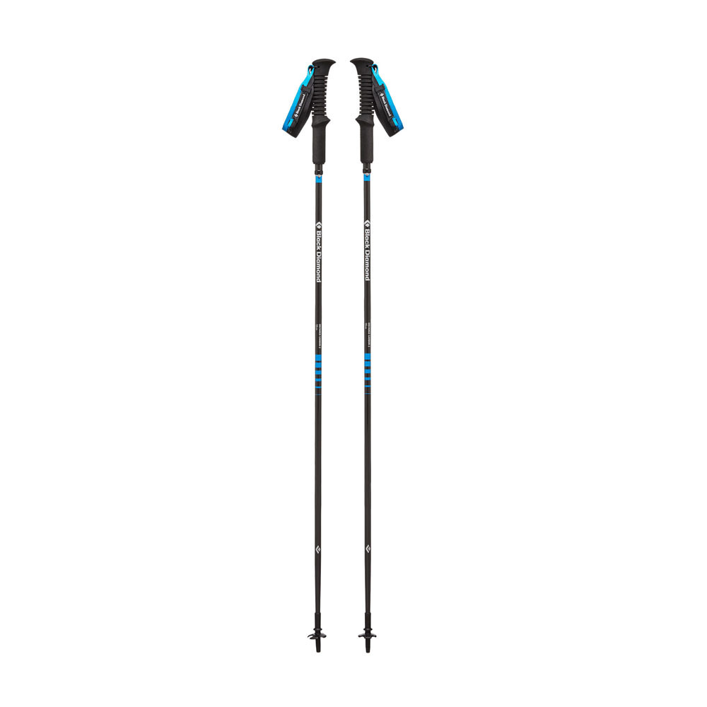 Black Diamond Distance Carbon Z Trekking Poles (120cm) - AW20