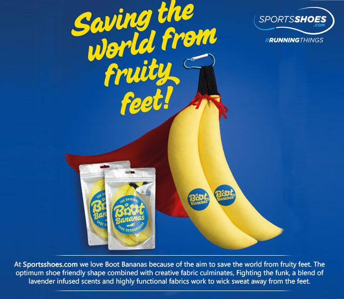 Boot Bananas Shoe Fresheners