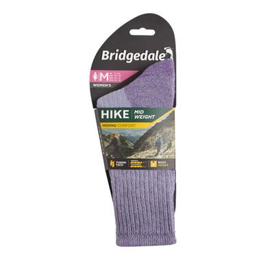 Bridgedale HIKE Midweight Boot Merino Comfort Women's - SS20