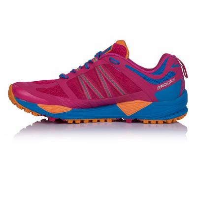 Brooks Cascadia 11 para mujer trail zapatillas de running