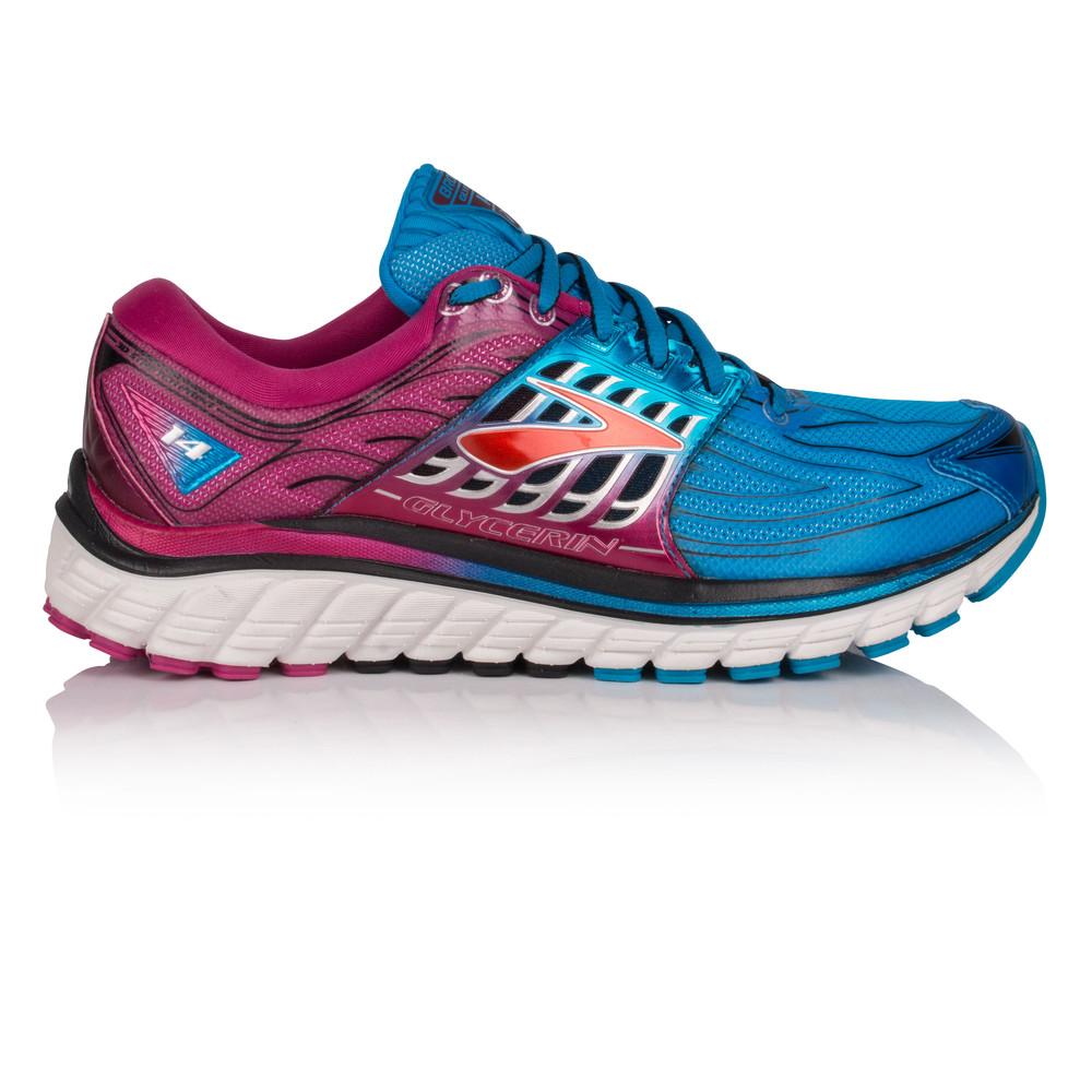 Brooks Glycerin 14 per donna scarpe da corsa - 50% di sconto ... b65c24d559f