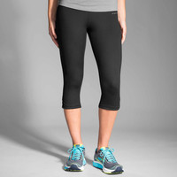 Brooks para mujer Greenlight mallas capri